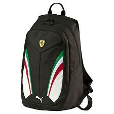 New! 2016 Ferrari Formula One Team BLACK Sports Back Pack Rucksack for F1 Fans!