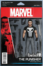 MARVEL COMICS THE PUNISHER #1 ACTION FIGURE VARIANT EDITION