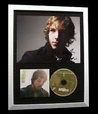 JAMES MORRISON+SIGNED+FRAMED+UNDISCOVERED=100% AUTHENTIC+EXPRESS GLOBAL SHIP