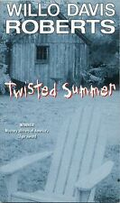 Twisted Summer by Willo Davis Roberts (1998, Paperback) BB210