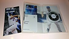 MLB 07: The Show (Sony PSP, 2007) COMPLETE!! #1 Selling Franchise for PSP!!!!