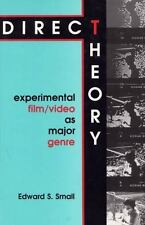 Direct Theory: Experimental Film/Video as Major Genre-ExLibrary