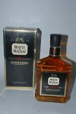 WHISKY WHITE & MACKAY 12 YEARS OLD SCOTCH WHISKY  AÑOS 90 IN BOX 70cl