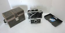 Polaroid Automatic Land Camera Model 430 / Carrying Case & Instruction Booklet