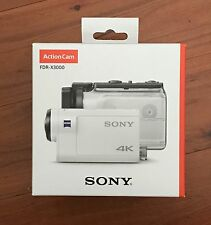 sealed! NIB SONY 4K FULL HD ACTION CAMERA FDR-X3000 with Wi-Fi and GPS