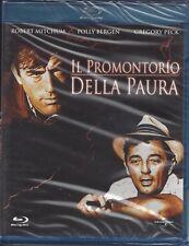 Blu-ray **IL PROMONTORIO DELLA PAURA** con Robert Mitchum G.Peck nuovo 1962