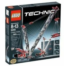LEGO Technic Crawler Crane Set #8288 Rare with all 800 Pieces Guarenteed! No Box