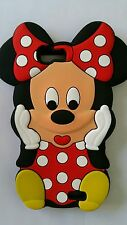 IT- PHONECASEONLINE SILICONE COVER PER CELLULARI S MINNIE RED PARA HUAWEI G7