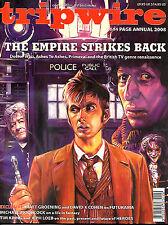 Tripwire Annual 2008(144pg; UK colour comics fanzine) Michael Moorcock interview