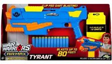 Air Warriors Air Max Tyrant Extra Long Distance Clip Fed Dart Blaster With Clip