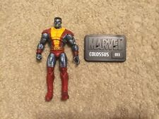 Marvel Universe Figure Colossus Complete Loose 3.75 X-men Great Condition Stand
