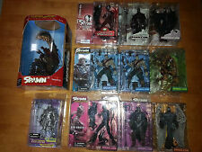 SP21 - SPAWN series 21 complete set w/ VARIANTS & Spawn 7 BOX SET - RARE 2002