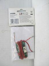 Märklin H0 74046 Anschlussgarnitur mit Funkentstörung Überlastschutz  WT6508