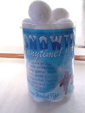 New 40 Snow Time Snowballs Indoor  Snowtime Snowball