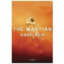 New The Martian by Andy Weir (2014, Hardcover) Free Shipping