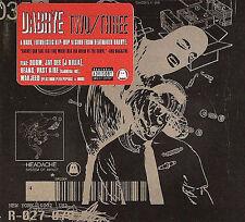 Two/Three [PA] by Dabrye (CD, Jun-2006, Ghostly International)