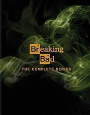 BREAKING BAD: The Complete Series - New Sealed - Blu-ray + Digital HD Set