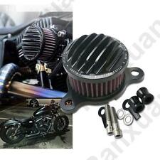 New Air Cleaner Intake Filter System Kit For Harley Sportster XL883 XL1200 88-15