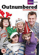 DVD - Outnumbered The Christmas Special