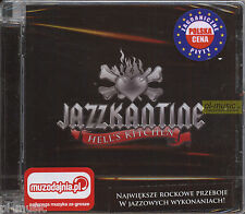 JAZZKANTINE - HELL'S KITCHEN [ Jazz performances of rock hits] / CD sealed