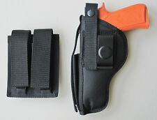 HOLSTER DBL POUCH COMBO FITS SIG SAUER P220 & P226