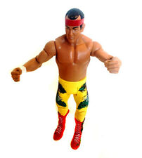 "Wwf Wwe Tna Wrestling Ricky ""The Dragon Steamboat Mattel Serie 6 Pulgadas Figura Rara"