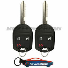 2 Remote Key Fob Combo for 2004 2005 2006 2007 2008 2009 10  Ford F 150 250 350