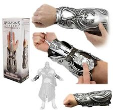 Assassin's Creed Hidden Blade Brotherhood Ezio Auditore Gauntlet Cosplay