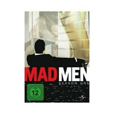 HHUNTER/TAYLOR/AMM/MOSS/KARTHEISER/+ - MAD MEN SEASON 1 4DVD TV SERIE NEU