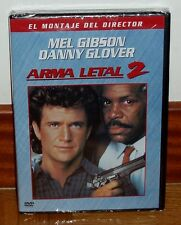 ARMA LETAL 2-LETHAL WEAPON 2-MONTAJE DEL DIRECTOR-DVD-NUEVO-PRECINTADO-SEALED