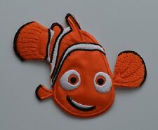 Disney Cartoon Movie finding nemo embroidered Iron/Sew On Patch