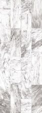 Regal PVC Wall Cladding SAMPLE Grey Marble Tile Effect