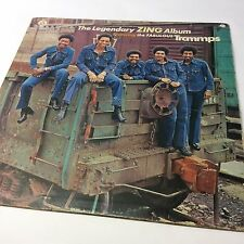 The Fabulous Trammps 'The Legendary Zing Album' EX/EX Buddah Records Vinyl LP