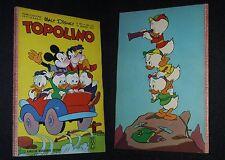 ***TOPOLINO N. 396*** 30 GIUGNO 1963 - CON FIGURINE