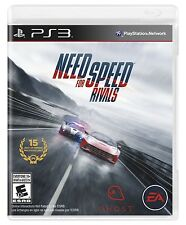 NEW Need for Speed Rivals NFS (Sony Playstation 3, 2013) NTSC