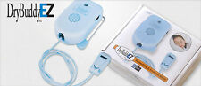 NEW - Dry Buddy EZ bedwetting enuresis urine sensor alarm with sound & vibration