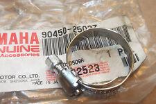 YAMAHA WR250  WR426  WR450  R1  FZ1  GENUINE  RADIATOR HOSE CLIP - # 90450-25037