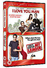 I Love You, Man / She's Out Of My League (DVD, 2011, 2-Disc Set, Box-Set)