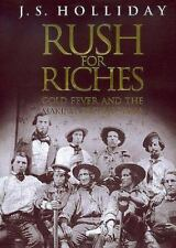 Rush for Riches: Gold Fever and the Making of California-ExLibrary
