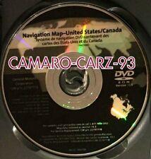 2007 2008 2009 2010 GM Cadillac Escalade EXT ESV Navigation DVD Map10.3 22925280