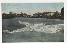 The Aegir Gainsborough Postcard, B072
