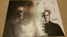 POWERMAN 5000 SIGNED AUTOGRAPHED 24x18 POSTER Spider One 1