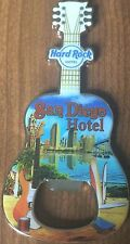 Hard Rock Hotel SAN DIEGO 2015 Guitar MAGNET Bottle Opener V15 Surfboards Harbor
