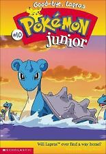 Good-Bye Lapras (Pokemon Jr. No.10) Sacon, Gregg Paperback