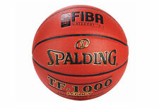 Spalding TF 1000 LEGACY with FIBA Basketball Sports Ball 74-450Z Size 7