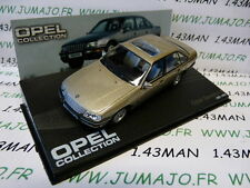 voiture 1/43 IXO eagle moss OPEL collection n°58 : SENATOR B 1987/1993