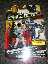 GI Joe G.I. Cobra Combat Ninja V1 2013 Retaliation Carded NEW