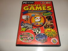 PC Galaxy of Games-aniversario edición 2003