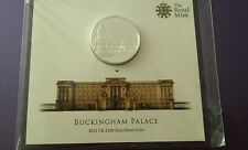 £100 Pound UK 2015 Silver coin Buckingham Palace Limited Edition Legal Tender