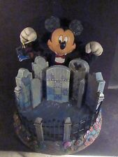 Jim Shore 2013 Walt Disney Showcase A SWEET SURPRISE Mickey Vampire Candy Dish